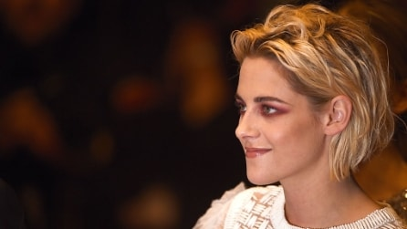 Kristen Stewart come un vampiro: il make up dell'attrice a Cannes