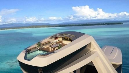 Ecco lo yacht più bello del mondo