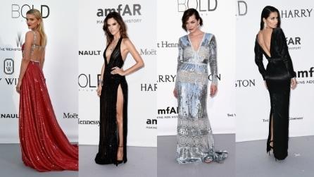 Cannes 2016: i look delle star all'amfAR Gala tra spacchi e trasparenze
