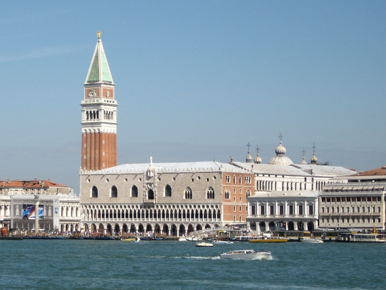https://commons.wikimedia.org/wiki/File:Campanile_and_Palazzo_Ducale_in_Venice.JPG