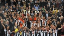 Milan-Juve, le immagini della finale di Coppa Italia
