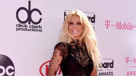 Il look audace di Britney Spears ai Billboard Music Awards