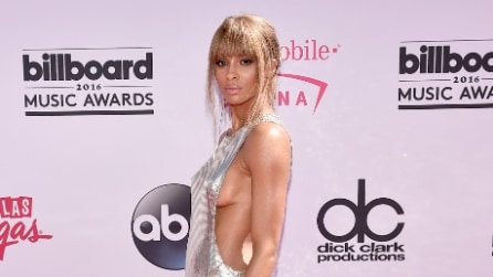 Il look sexy di Ciara ai Billboard Music Awards