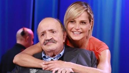 Le foto di Simona Ventura al Maurizio Costanzo Show