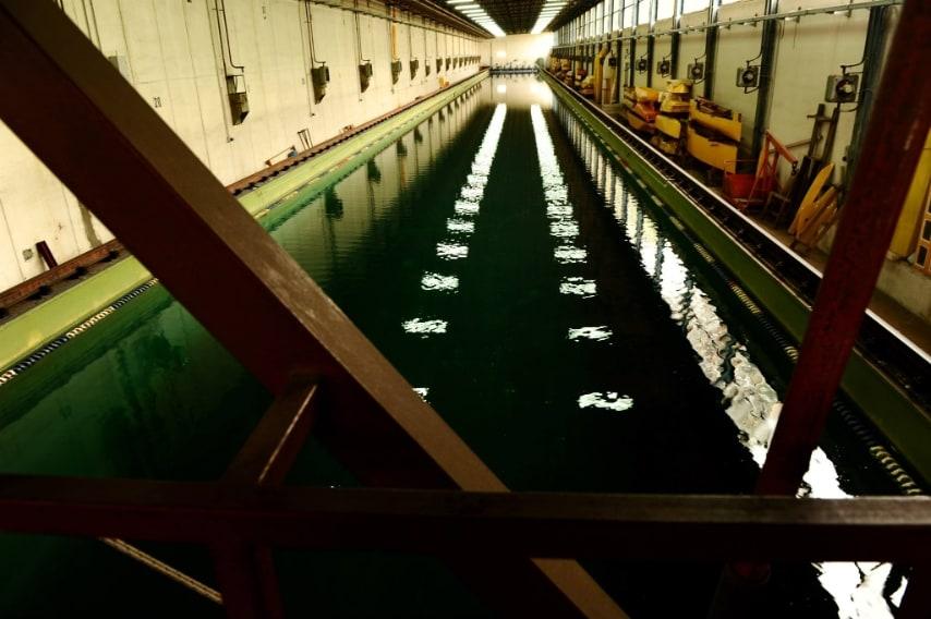 In pochi sanno che Napoli ha un primato: all'interno del dipartimento di ingegneria navale della facoltà d'ingegneria della Federico II c'è la più grande vasca universitaria d'Europa.