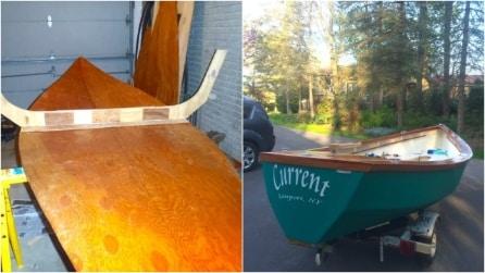Come costruire una barca in legno fai da te