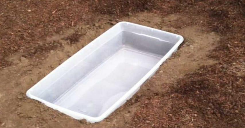 Scegliere la posizione migliore per il vostro laghetto in giardino installando la vasca