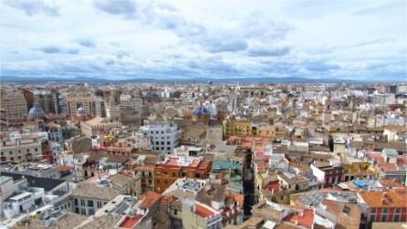Valencia la città dei desideri