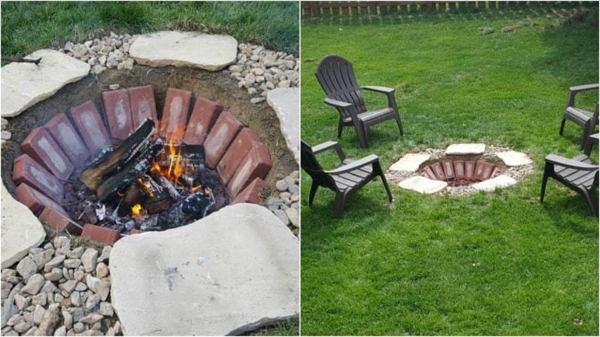 Braciere da esterno ecco come riscaldare il giardino in for Sabbia da giardino