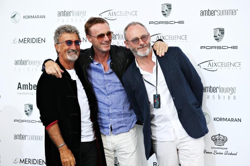Jordan, Irvine e Cunningham