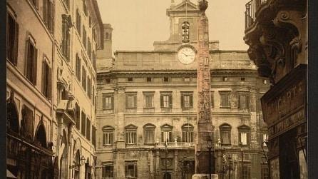 Ecco le prime foto di Roma a colori