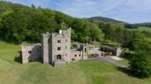 Un castello in Galles per Mourinho