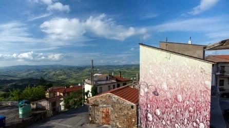 Impronte 2016: ecco il festival di street art a Bonito