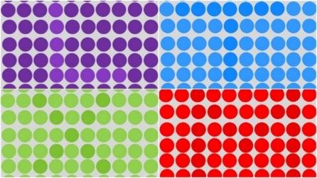 Che lettere vedi? Il test per scoprire se sei daltonico
