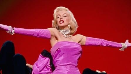 Le foto di scena di Marilyn Monroe