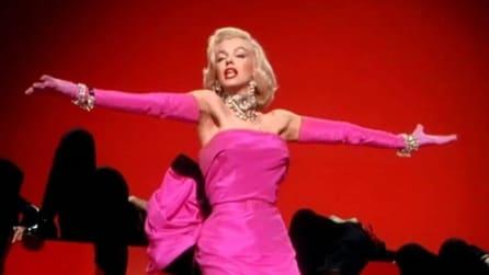 Gli indimenticabili abiti di Marilyn Monroe