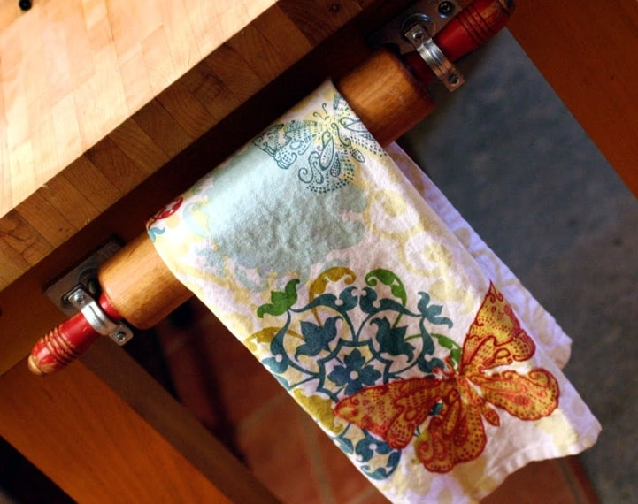 Matterello portaasciugamani