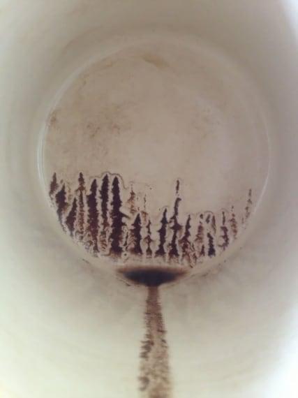 La schiuma del cappuccino la mattina può regalare momenti di arte inimmaginabili