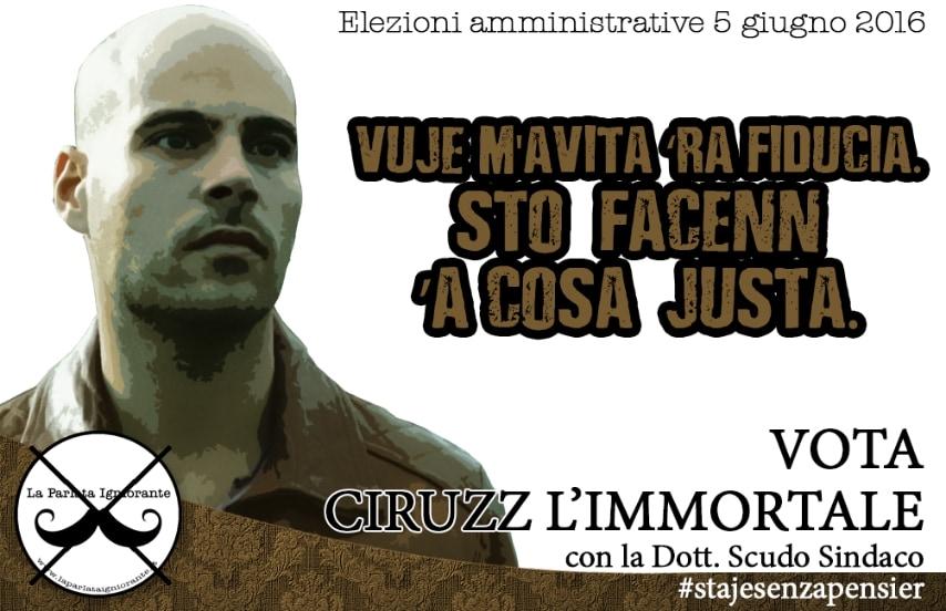I Personaggi Di Gomorra Candidati Alle Elezioni Ma E Solo Satira