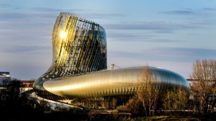 Ecco la nuova Cité du Vin di Boredaux