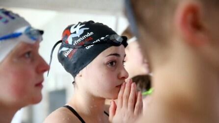 Si tuffò da un barcone per salvarsi: ragazza siriana di 18 anni parteciperà a Rio 2016