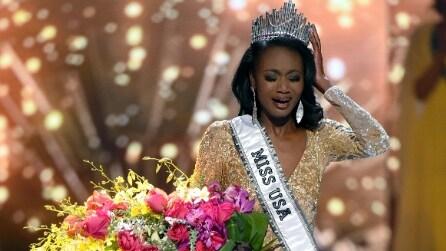Deshauna Barber, soldatessa, è Miss Usa 2016