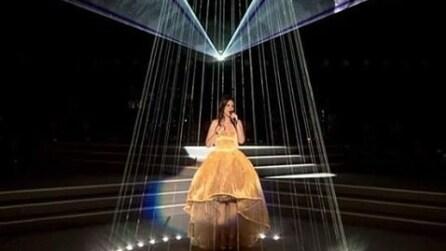 I look di Laura Pausini per il Simili tour