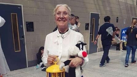 Gatto Silvestro e Titti nella realtà, la nonna Granny esiste davvero
