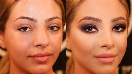 Il potere del make-up: ecco come trasformare completamente il proprio volto
