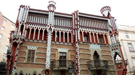 È la prima volta che succede: Casa Vicens di Gaudì diventa museo e apre al pubblico