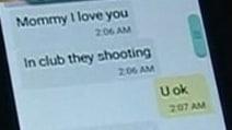 """""""Mamma, il killer è qui"""", l'ultimo sms dalla discoteca di Orlando"""