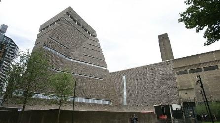Ecco la nuova Tate Modern di Londra