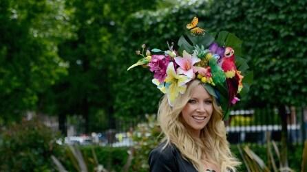 I cappelli più bizzarri del Royal Ascot