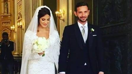 Le foto del matrimonio di Emanuele D'Avanzo e Alessandra De Angelis