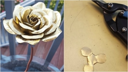 Crea una rosa per sua moglie: ecco un'idea regalo creativa per l'anniversario