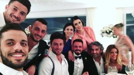 Le foto di Amedeo Andreozzi e Alessia Messina alle nozze tra Alessandra ed Emanuele
