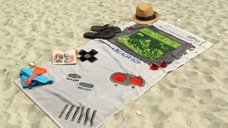 11 teli da mare per essere nerd anche in spiaggia
