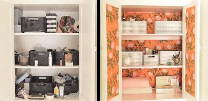 Con due passaggi il vostro armadio sembra nuovo!