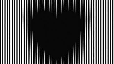 L'immagine che sembra una GIF: l'illusione ottica che vi ingannerà