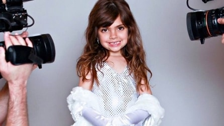 Le foto di Sophia, figlia di Farrah Abraham