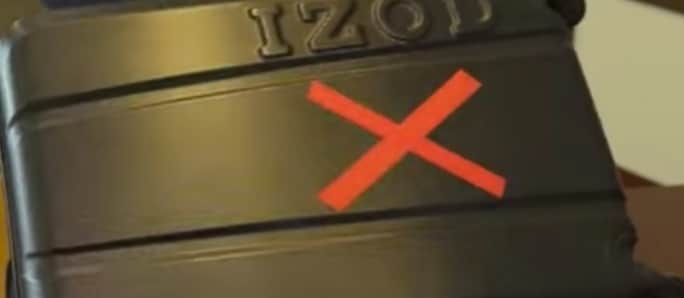 usatene uno colorato per contrassegnare le valigie