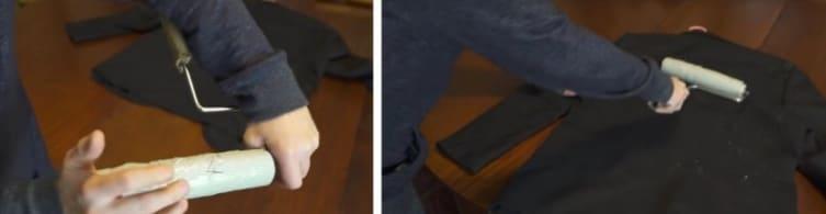Ideale per rimuovere i pelucchi dalle giacche