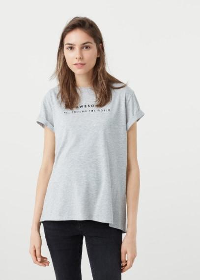 Maglietta di cotone stampata 12,99 euro