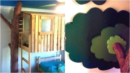 Come personalizzare una camera per bambini: un'idea fai da te davvero originale