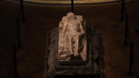 Le foto del Cristo Velato e della Cappella Sansevero
