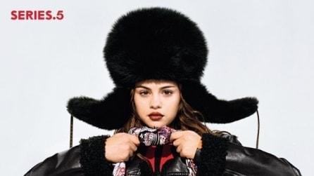 Selena Gomez è testimonial Louis Vuitton