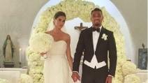 Il matrimonio da sogno di Melissa Satta e Kevin Prince Boateng