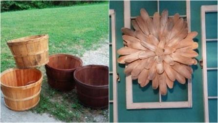 Come trasformare un vecchio secchio in una bellissima decorazione per la casa