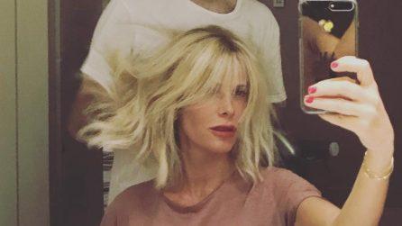 Tutti i capelli di Alessia Marcuzzi