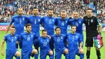Italia-Spagna, i voti degli Azzurri